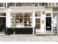 Ottolenghi Belgravia is looking for FULL- TIMER SHOP ASSISTANT/ WAITER