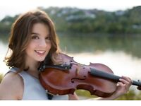 Violin & Viola Lessons Tutor