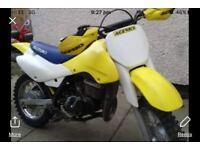 Suzuki jr80 kids motocross