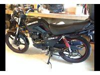 Sinnis Max 2, 125cc - £950