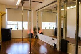 Dance Studio for Hire