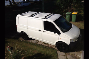 VW Transporter T5 - best van around going cheap Southbank Melbourne City Preview