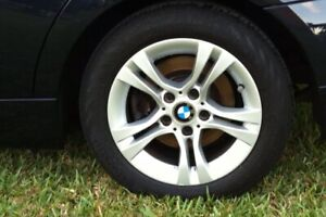 """16"""" BMW factory rims and tires for sale"""