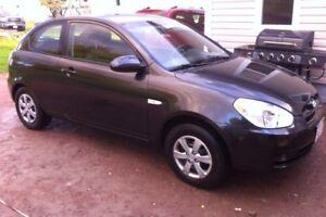 LOW MILEAGE 2009 Hyundai Accent Coupe