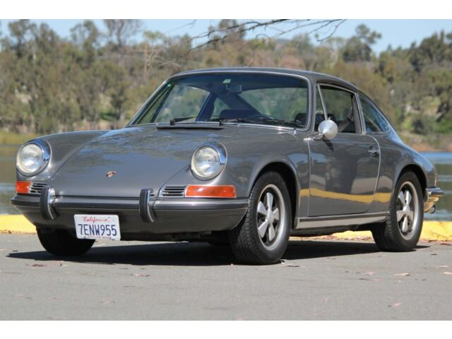 Image 1 of Porsche: 911 T Gray…