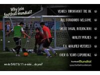 Thirsk 6 a side - New season starts March!