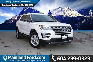 2016 Ford Explorer XLT ONE OWNER, NO ACCIDENTS