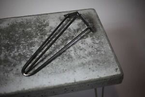 Custom Metal Hairpin Legs