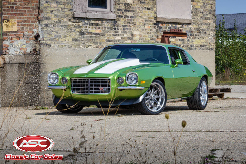 1970 Chevrolet Camaro Z28 Pro-Touring – Revised Listing! 1970 Pro-Touring Z/28 Camaro LS1 Moser 12 Bolt Flowmaster Custom Build US Wheels
