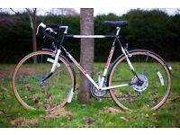 Road bike, Marlboro, 63cm frame, stylish bike,