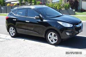 2012 Hyundai IX35 Wagon Molong Cabonne Area Preview