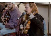Acoustic Folk Heart - Jai Michelle concert