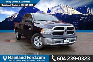 2013 RAM 1500 ST LOCAL, NO ACCIDENTS