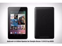 "ASUS Nexus 7 ME370TG 16GB in Black - 3G - 7"" Android Tablet"
