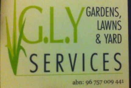 G.L.Y services Fairview Park Tea Tree Gully Area Preview