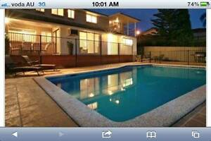 house for rent / self contained flat / pets ok/ large pool/garage Kings Langley Blacktown Area Preview