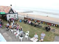 Seafront view venue hire |Indoor Capacity up to 120| Perfect for parties, conferences, dinners
