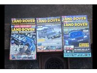 Land Rover owners Magazines