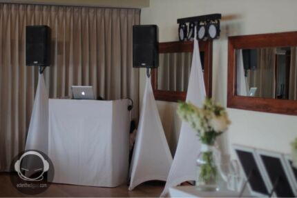 Wedding DJ MC Perth - Over 600 Weddings Serviced