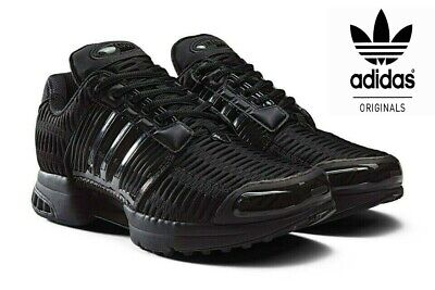 Adidas Mens Trainers Originals Climacool Sports Shoes Black Sneakers Size UK 3.5