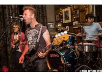 Rhythm Guitarist Wanted for Punk Rock Band