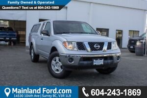 2005 Nissan Frontier SE BC VEHICLE, NO ACCIDENTS