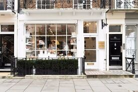 Ottolenghi Belgravia is looking for PART- TIME SHOP ASSISTANT/ WAITER