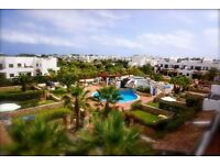 Mallorca Ground floor two bed apartment in Mallorca with swimming pool