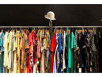 Vintage, Designer and Casual Clothes For Sale From £ 5 Pick Up Your Items SE5 0DA Camberwell London