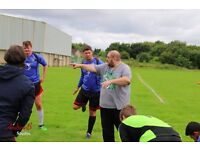 South Manchester Based Football Club looking for Male Players aged 16+