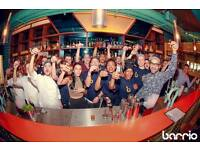 Sales & Events Assistant for Barrio Bars