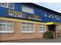 Self Storage Units and Offices To Rent In Sutton Coldfield West Midlands Birmingham 24 Hour Access