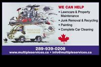 Snow removal specials in Durham now on