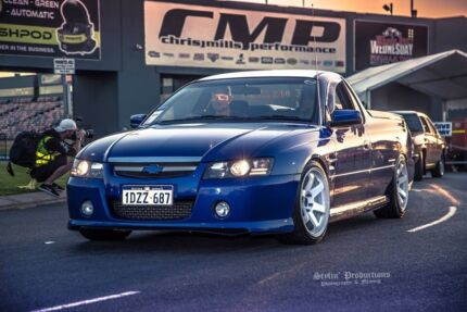 2005 twin turbo vz holden commodore ute Jane Brook Swan Area Preview