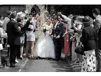 Wedding Photographer 25yrs Experience £499 Whole day.
