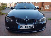 2008 BMW 3 SERIES 320D, AUTOMATIC 2.0 SPORT 220 BHP, FSH 2 KEYS, MOT 12 MONTH, HPI CLEAR Mp3