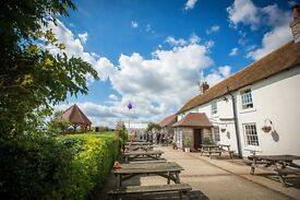 Sous Chef - 1 AA Rosette restaurant & wedding venue - Live in or out - KENT, 35 mins from Maidstone