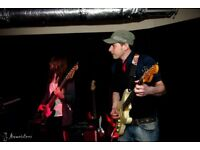 Versatile Guitarist Available For Function Band