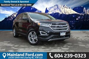 2016 Ford Edge Titanium LOCAL, NO ACCIDENTS, LOW KM'S