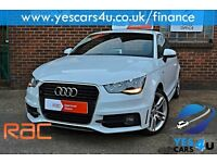 """""""""""FINANCE AVAILABLE """""""" 2012 (61) Audi A1 1.6 TDI S line Diesel,"""