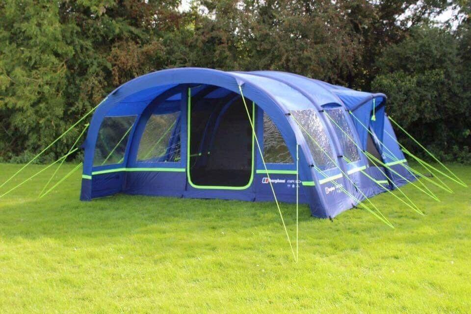 Berghaus Air Tent Xl6 & Berghaus Air Tent Xl6 | in Northwich Cheshire | Gumtree