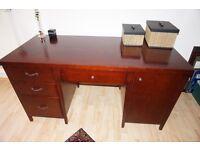 Office desk - solid wood