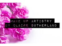 Fully Qualified Make Up Artist based in Countesswells