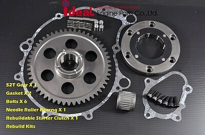 """""""New"""" Raptor 660 Heavy Duty Free Wheel Starter Clutch Gasket 01~03 Yamaha"""