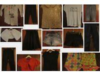 Bundle Girls Clothing, Age 8-9 Years: