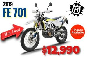 Husqvarna FE701,2018 Adventure Bike, finance Avail. Seaford Frankston Area Preview