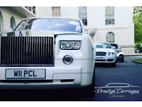 Wedding Car Hire London | Limousine | Rolls Royce