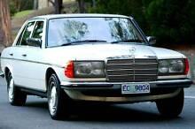 1984 Mercedes-Benz 280E W123 South Hobart Hobart City Preview