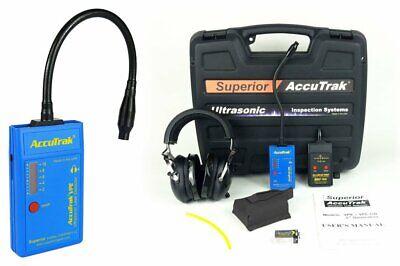 Accutrak Vpe-gn Pro-plus Ultrasonic Leak Detector Professional Plus Kit