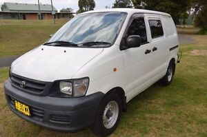 Toyota Townace Van Castle Hill The Hills District Preview